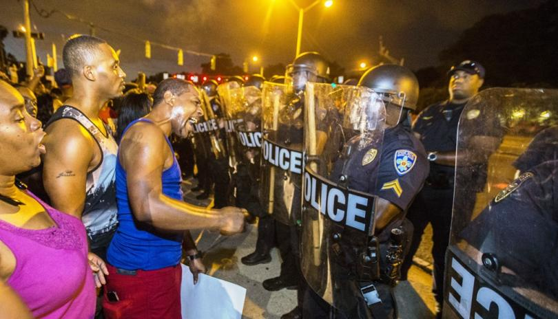 A Theology for the Black Lives Matter Generation: Reconciliation